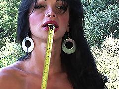 Tgirl super star Carla Novaes
