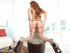 Beautiful, exotic and sexy Soudy makes her debut today showing off that remarkable body and dripping shecock.Watch her rub herself down,stroke herself and get off. That body is on point.Sit back,relax and watch Soudy in 'Soudy at Play