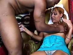 Busty trannies in fresh porn video